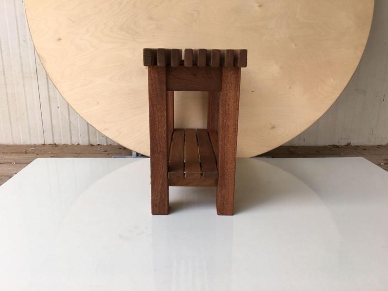 ספסל קוסטה מעץ טיק